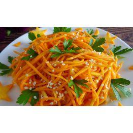 Морковь по корейски
